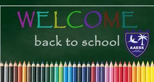 The 2019/2020 Academic School Year begins 1 September