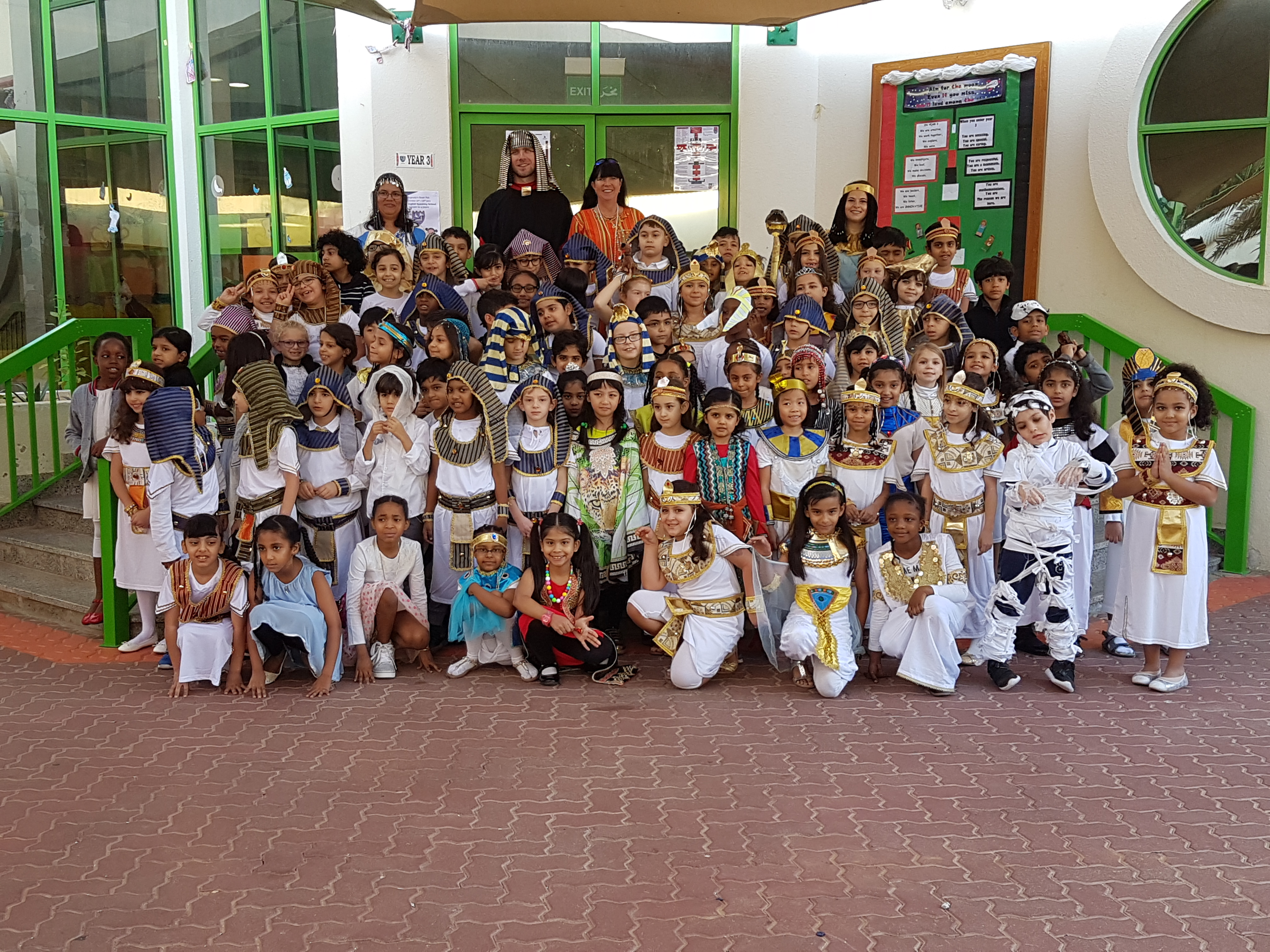 Egyptian Day in Year 3