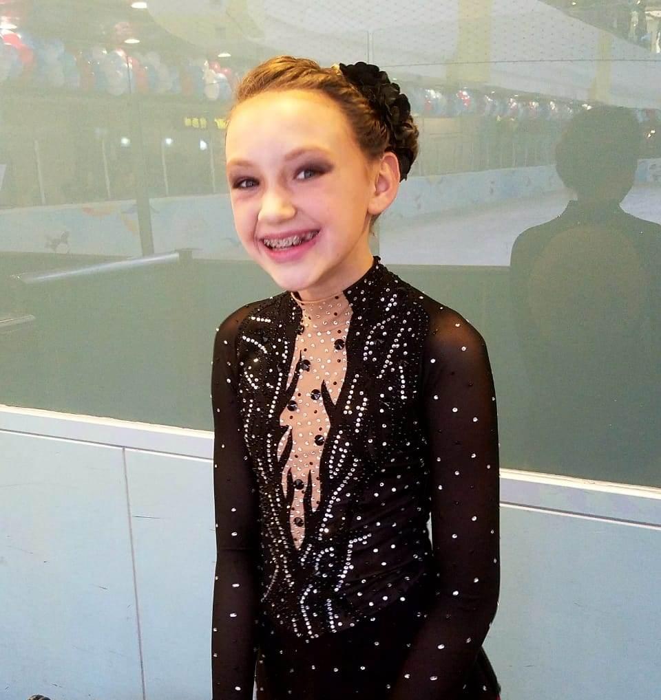 Isla wins gold in Beijing!