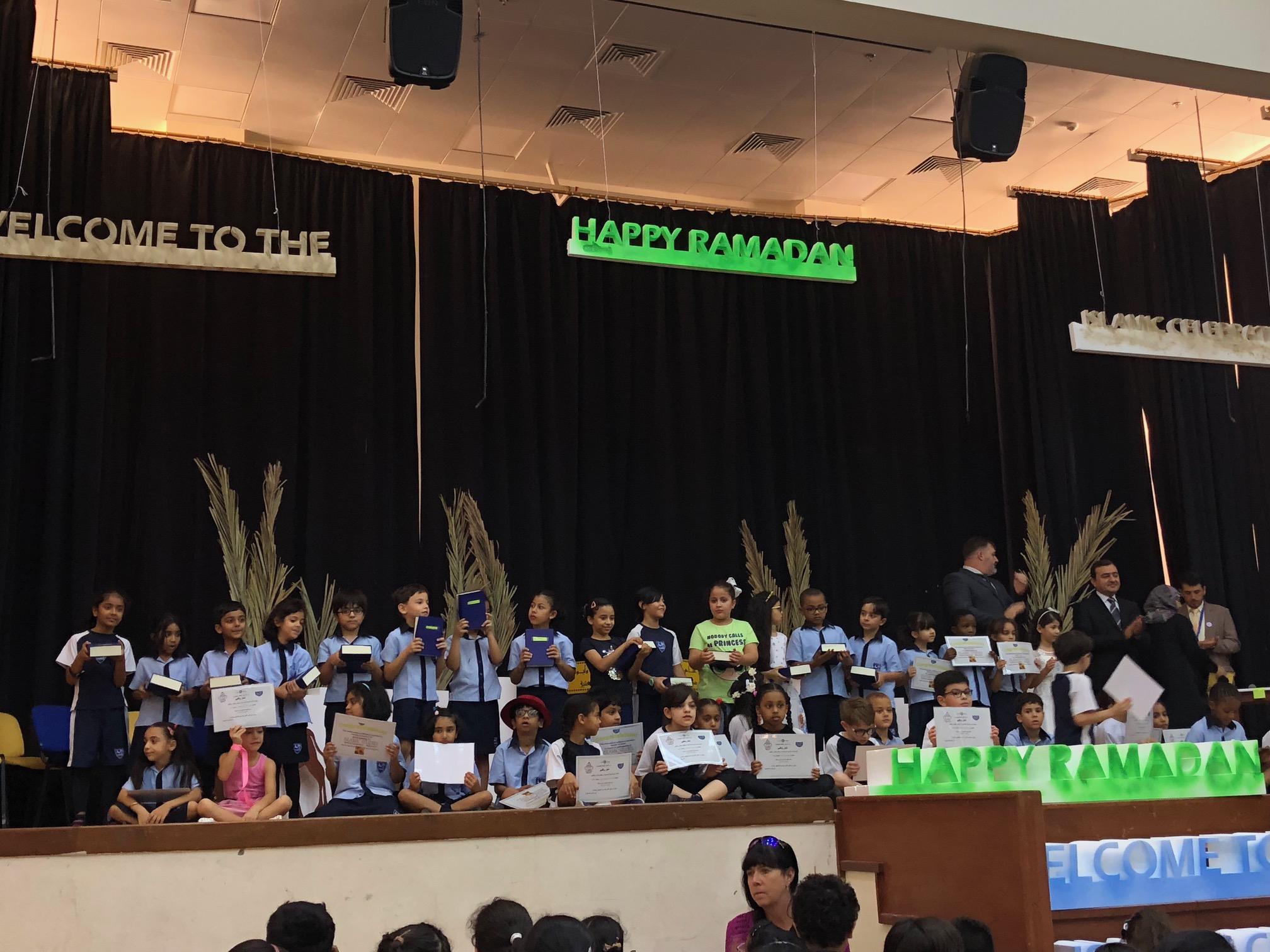 Islamic assembly celebration