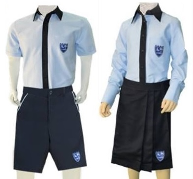 Uniforms are back in stock!