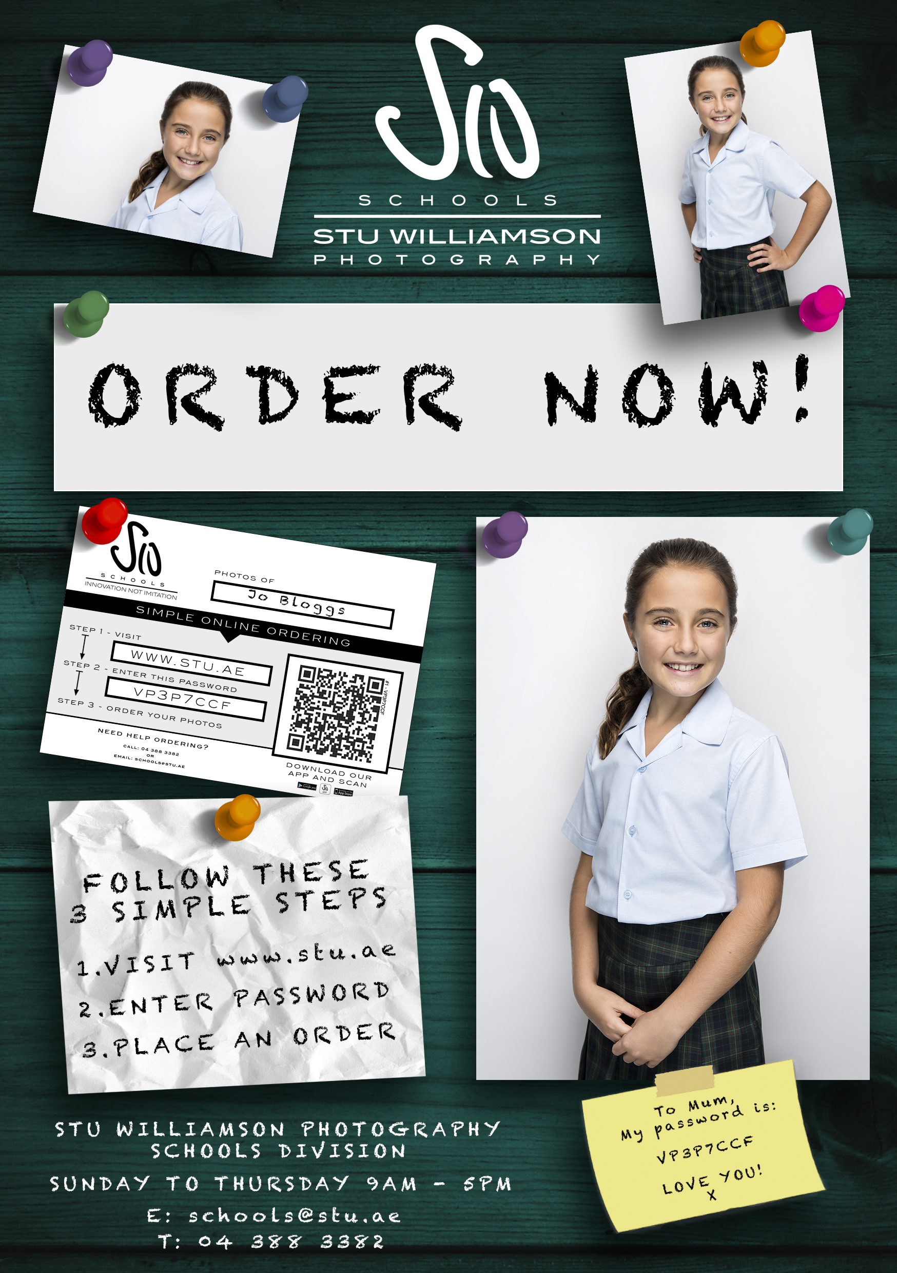School Photos Now Available