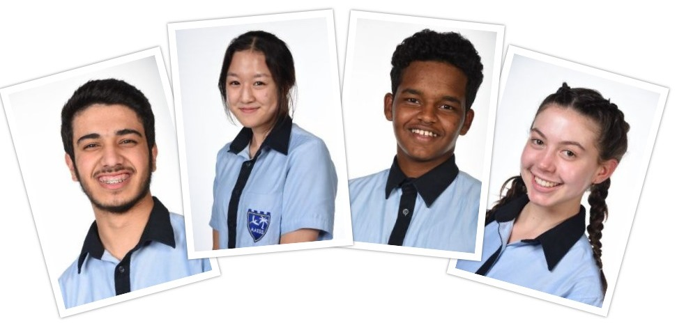 Secondary School Student Leadership Team 2019/2020