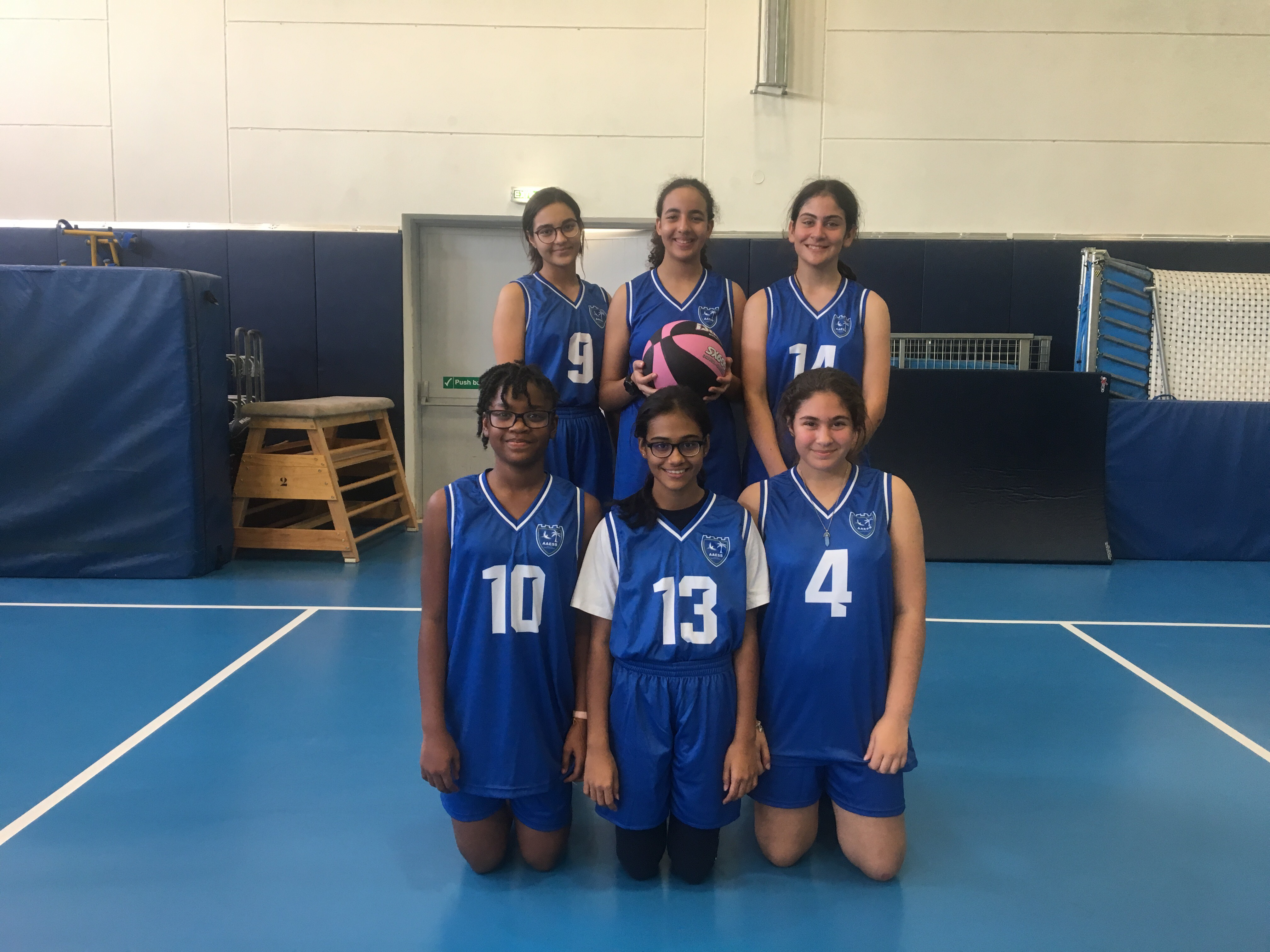 U15 Girls Basketball Tournament