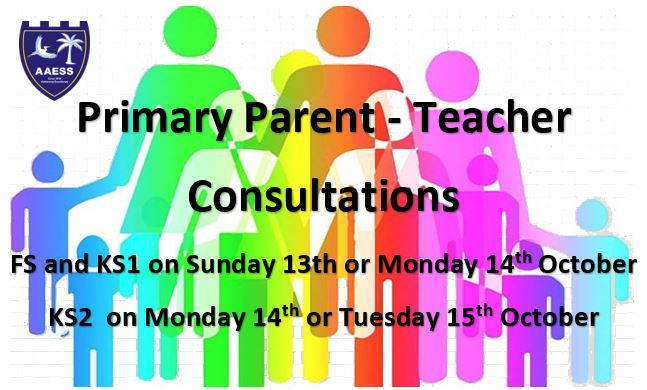 Primary Parent – Teacher Consultations