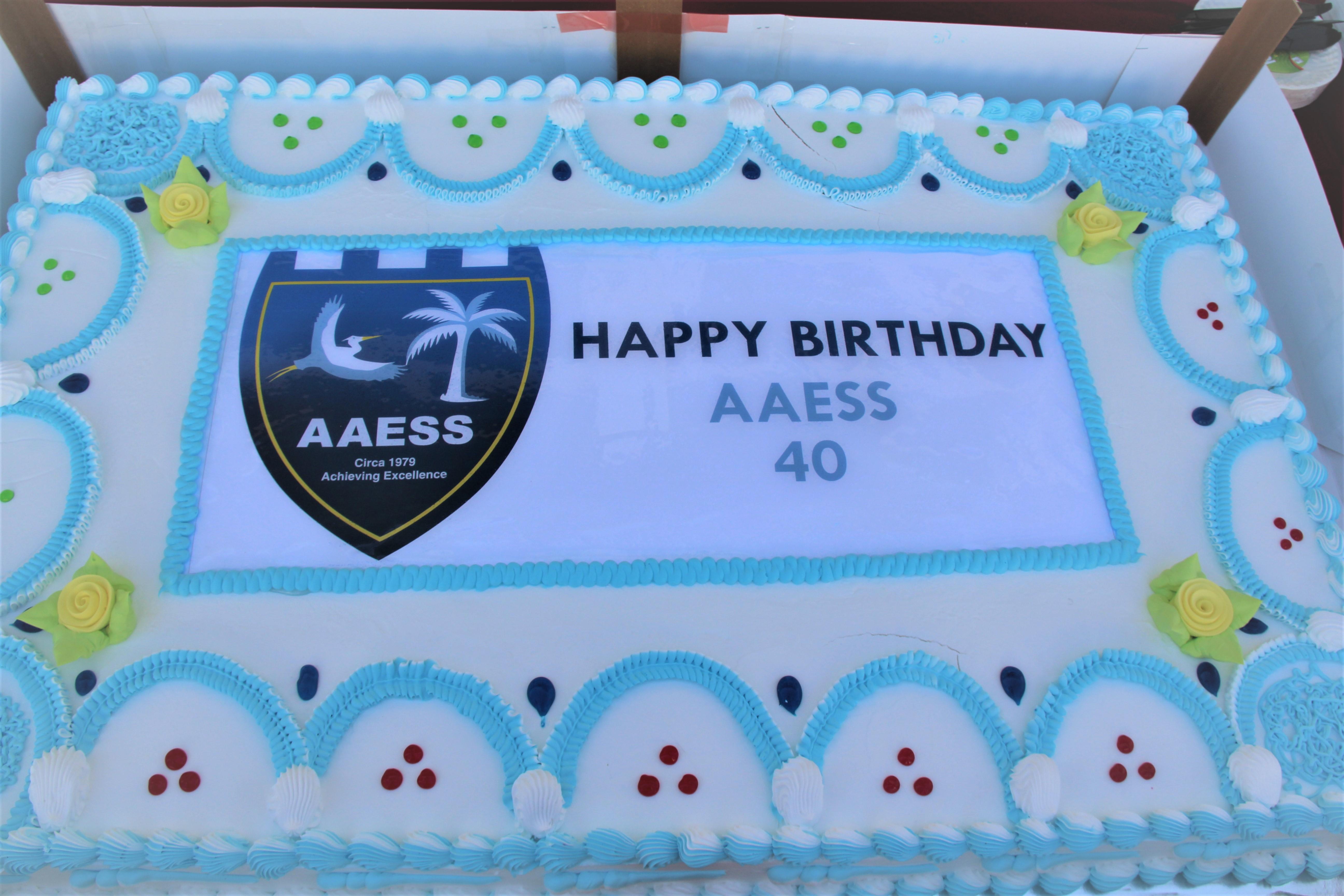 AAESS Turned 40!