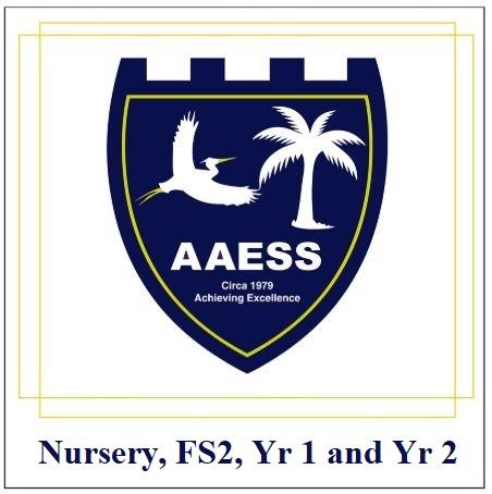 Attn: Nursery (FS1), FS2, Year 1 and Year 2