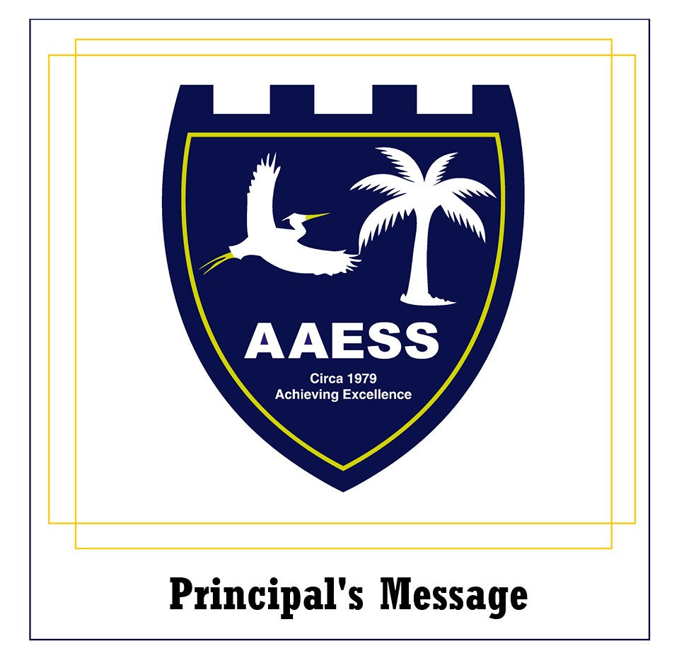 Letter from the Principal Re: Term 3